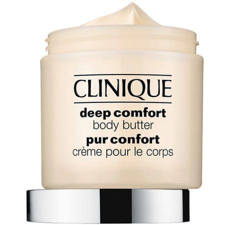 Clinique Hidratáló testápoló tej (Deep Comfort Body Butter) (mennyiség 200 ml)