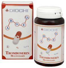 Diochi Tromboserin Multivitamín 80 kapslí