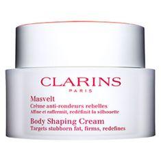 Clarins Telový krém na pas boky a brucho (Body Shaping Cream) 200 ml