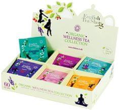 English Tea Shop Wellness kolekcia 6 druhov čajov 60 sáčkov