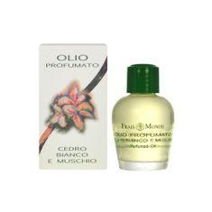 Frais Monde Olejek zapachowy białego cedru piżmo (cedru białego piżmo perfumowany olej) 12 ml