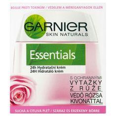 Garnier -24 nawilżający ekstraktami ochronnych róży Essentials 50 ml