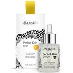 Synouvelle Cosmetics Sérum pre súmernú, vitálne a hladkú pleť 3.1 (Perfect Skin Serum) 15 ml