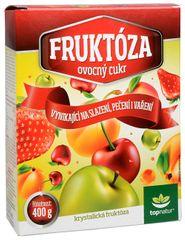 Topnatur Ovocný cukor - fruktóza 400 g