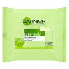 Garnier Essentials arclemosó kendő 25 db