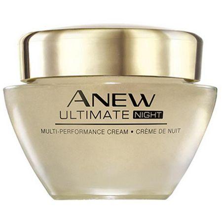 Avon Anew Ultimate nočna krema z več Performance (Obseg 50 ml)