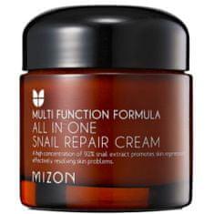 MIZON Regeneračný pleťový krém s filtrátom slimáčieho sekrétu 92% (All In One Snail Repair Cream)
