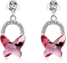 Vicca Kolczyki Swing Różowy OI_407007_pink