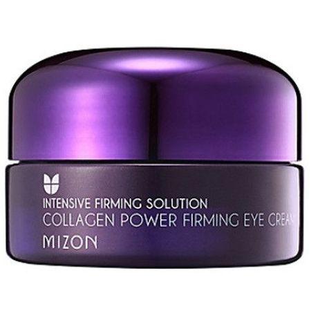 MIZON Krem pod oczy zawierający 42% kolagenu morskiego dla bardzo delikatnej i wrażliwej skóry wokół oczu (Objem 10 ml - tuba)