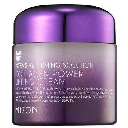 MIZON Vypínací pleťový krém s obsahem 75% mořského kolagenu (Collagen Power Lifting Cream) (Objem 75 ml)