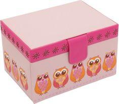 Friedrich Lederwaren Owlivia pudełka jewel 20097-9