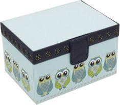 Friedrich Lederwaren Owlivia pudełka jewel 20097-5