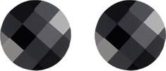 Preciosa Náušnice Dark Style Black 6862 20 striebro 925/1000