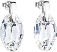 Preciosa Náušnice Elegance Crystal 6868 00 striebro 925/1000