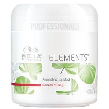 Wella Professional Vyživující hydratační maska na vlasy Elements (Renewing Mask) (Objem 500 ml)