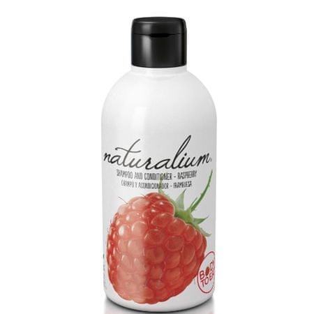 Naturalium Šampón a kondicionér Malina 400 ml