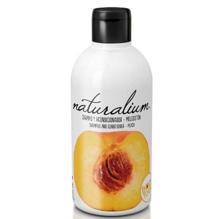 Naturalium Szampony i odżywki brzoskwini 400 ml