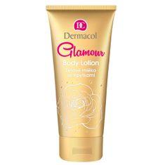 Dermacol Trblietavé hydratačné telové mlieko Glamour 200 ml