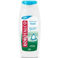 Borotalco Fresh tusfürdő 250 ml