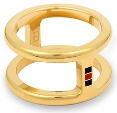 Tommy Hilfiger Egyedi nemesacél gyűrű TH2700522