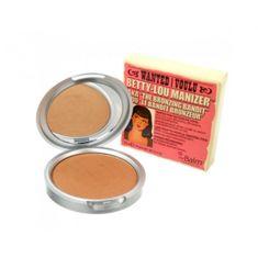 theBalm Bronzer és árnyékok Betty-Lou Manizer 8,5 g