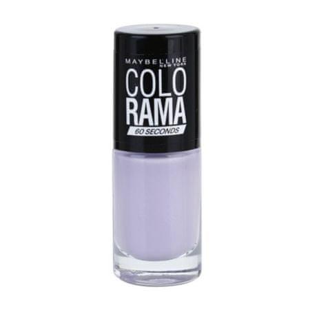 Maybelline Colorama 60 sedconds gyorsan száradó körömlakk 7 ml (árnyalat 328 Street)