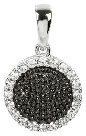 Silver Cat Srebra zawieszki z kryształami SC143 srebro 925/1000