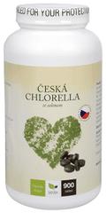 Natural Medicaments Česká chlorella se selenem 900 tbl.