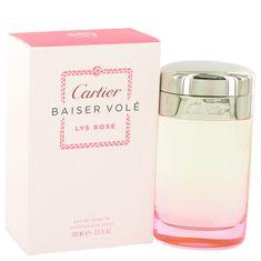 Cartier Baiser Volé Lys Rose - woda toaletowa