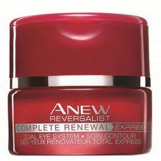 Avon Duálny obnovovacia očná starostlivosť Anew Reversalist 15 ml + 2,5 g