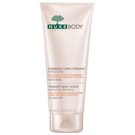 Nuxe Gyengéd testradír (Fondant Body Scrub) 200 ml