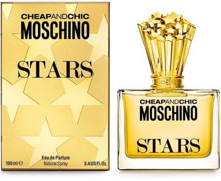 Moschino Cheap & Chic Stars - woda perfumowana 30 ml