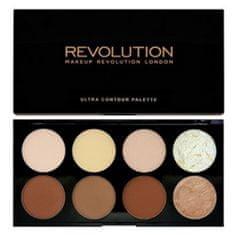 Makeup Revolution Ultra kontúrovacia paletka (ultra Contour Palette)