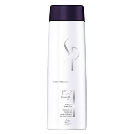 Wella Professional Szampon do włosów blond, srebra i biały włosów blond (SP srebra szampon 250 ml)