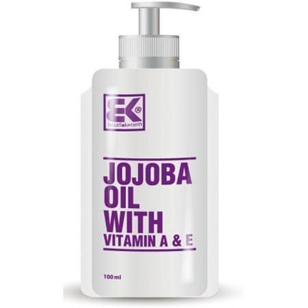 Brazil Keratin olej jojoba (Olej jojoba z witaminą A i E) 100 ml