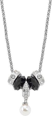 Morellato Jeklena ogrlica Drops Pearl SCZ339