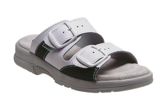 SANTÉ Zdravotní obuv Profi dámská N/517/33/10 bílá (Velikost 40)