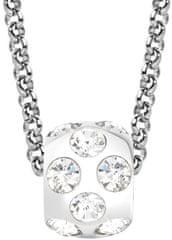 Morellato Oceľový náhrdelník Drops Jewel SCZ667 (retiazka, prívesok)