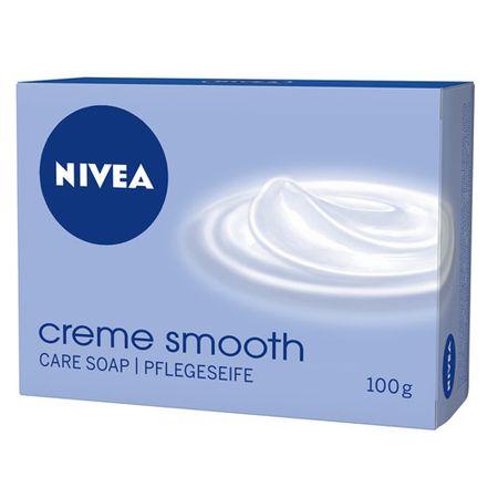 Nivea Krémové ošetrujúce mydlo Creme Smooth 100 g