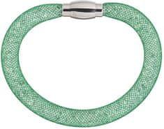 Preciosa Trblietavý náramok Scarlette zelený 7251 66