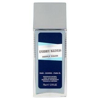 Enrique Iglesias Deeply Yours Man - dezodorant z atomizerem 75 ml
