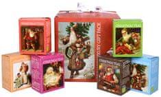 English Tea Shop Darčeková kolekcia - luxusné BIO čaju v červenej kocke 96 sáčkov / 6 príchutí