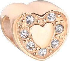 Morellato Pozlátený prívesok Drops Heart SCZ603