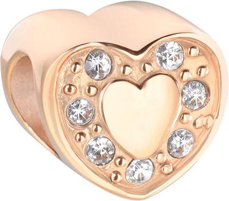 Morellato Drops Heart aranyozott medál SCZ603