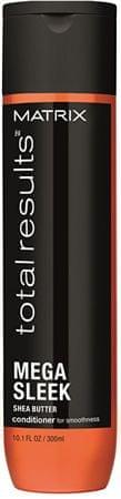 Matrix Vyhlazující kondicionér pro neposlušné vlasy Total Results Mega Sleek (Conditioner for Smoothness) (