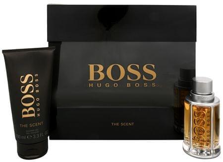 Hugo Boss Boss The Scent - EDT 50 ml + tusfürdő 100 ml