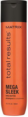 Matrix Vyhlazující šampon pro neposlušné vlasy Total Results Mega Sleek (Shampoo for Smoothness) (Objem 300