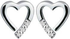 Hot Diamonds Náušnice Hot Diamonds Just add Love Memories DE110 striebro 925/1000