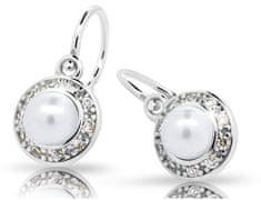Cutie Jewellery Gyermek fülbevaló C2393-10-5 S-2 ezüst 925/1000