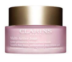 Clarins Denní krémový gel proti jemným vráskám pro normální a smíšenou pleť Multi-Active (Antioxidant Day Cr